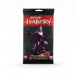 Warcry: Karten der...