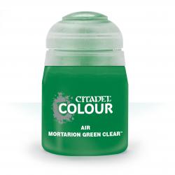 Air: Mortarion Green