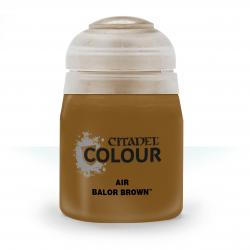 Air: Balor Brown