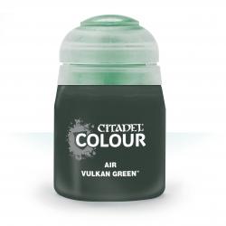 Air: Vulkan Green