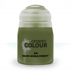 Air: Death World Forest