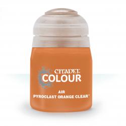 Air: Pyroclast Orange