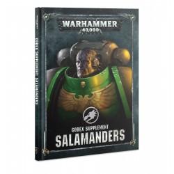 Codex-Erweiterung: Salamanders