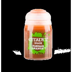 Shade: Fuegan Orange