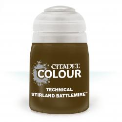 Technical: Stirland Battlemire