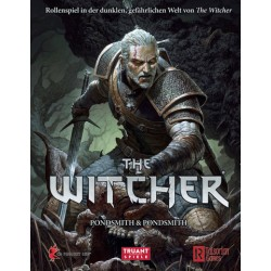 The Witcher Grundregelwerk