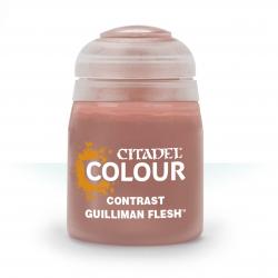 Contrast: Guiliman Flesh