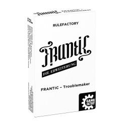 FRANTIC - Troublemaker (d)