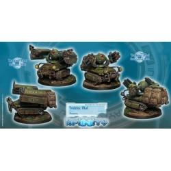 Traktor Muls (Regiment of...