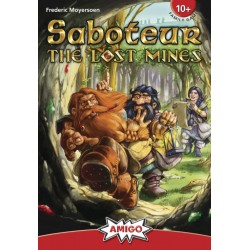 Saboteur - The Lost Mines