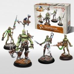 Starter Box Khan Clan - V2