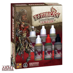 Zombicide Green Horde Paint...