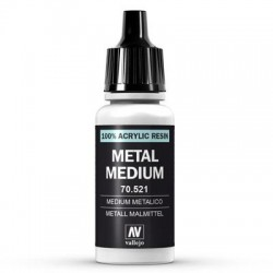 Metallic Medium 17 ml...