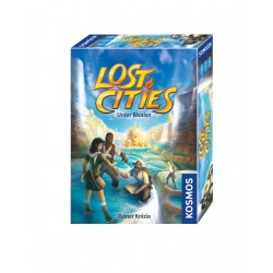 Lost Cities - Unter Rivalen