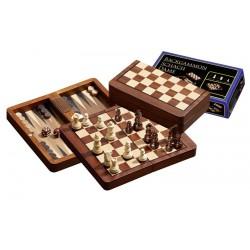 Reise-Schach-Backgammon-Dam...
