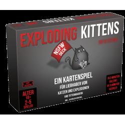Exploding Kittens - NSFW...