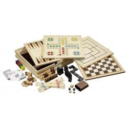 Holz-Spielesammlung 10, medium