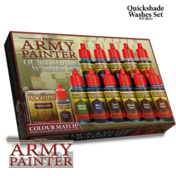Warpaints Washes Paint Set