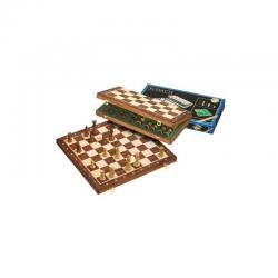De Luxe Schachkassette,...