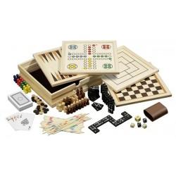 Holz-Spielesammlung 10, klein