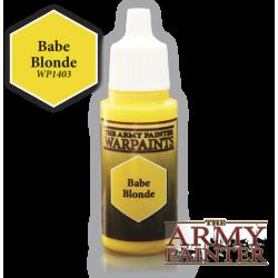 Warpaint Babe Blonde