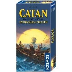 Catan - Entdecker & Piraten...