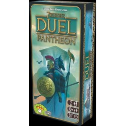7 Wonders Duel - Pantheon...