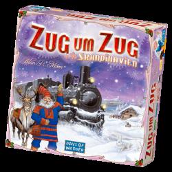 Zug um Zug - Skandinavien...