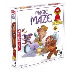 Magic Maze (deutsche Ausgabe)