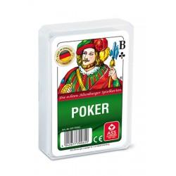 Poker, französisches Bild...