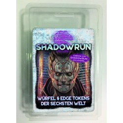 Shadowrun: Würfel & Edge...