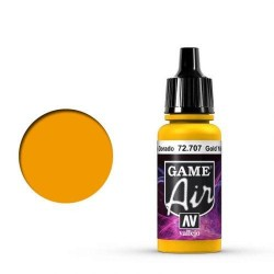 Game Air Gold Yellow
