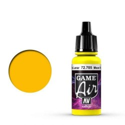 Game Air Moon Yellow