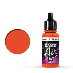 Game Air Hot Orange