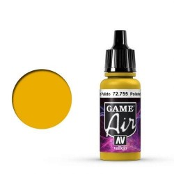 Game Air Polished Gold
