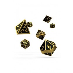 Metal Dice - Alchemy Gold (7)