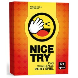 NICE TRY – Das Challenge...