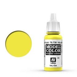 Model Color 206 Leuchtgelb...