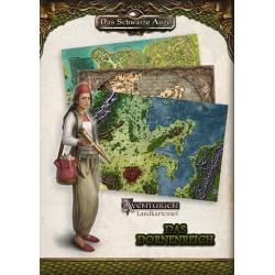 Landkartenset Das Dornenreich