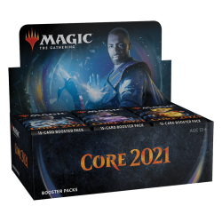 Core Set 2021 Draft-Booster...