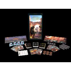 7 Wonders - Cities 2. Edition