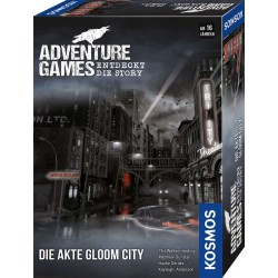 Adventure Games - Die Akte...