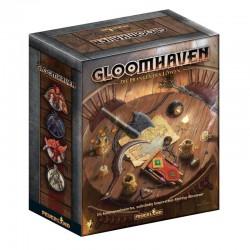 Gloomhaven - Die Pranken...