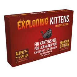 Exploding Kittens (Miauende...