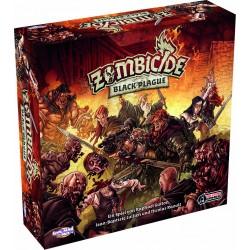 Zombicide: Black Plague •...