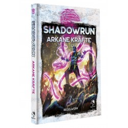 Shadowrun: Arkane Kräfte...