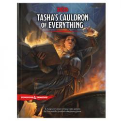 D&D Tasha's Cauldron of...
