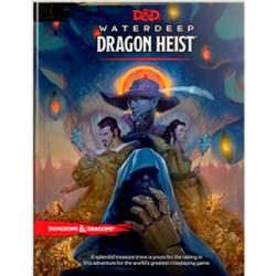 D&D Waterdeep - Dragon Heist