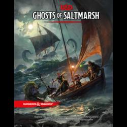D&D - Ghosts of Saltmarsh - EN