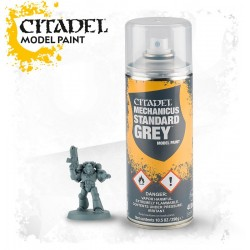 Mechanicus Standard Grey